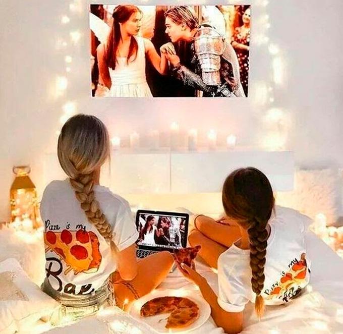 Festa em casa entre amigas - Cheers