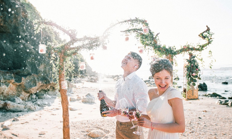 Orçamento para Micro Wedding - Cheers