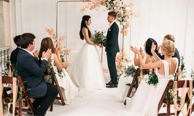 Lista de convidados Micro Wedding - Cheers