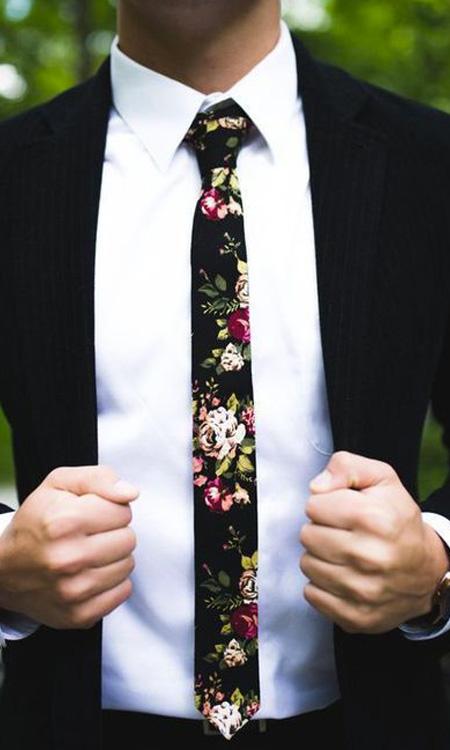 Guia do noivo: gravata clássica - Cheers