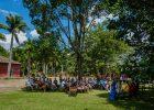 Casamento no Campo e Desfile de Vestido de Noiva